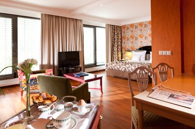 Luxembourg Vacations - Hotel Parc Belair - Property Image 14