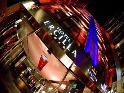 Bilbao Vacations - Hotel Ercilla - Property Image 1
