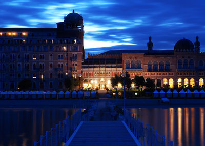 Venice Vacations - Hotel Excelsior Venice Lido - Property Image 1